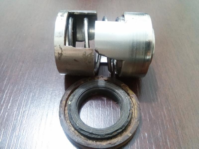 Reparo de selo mecânico