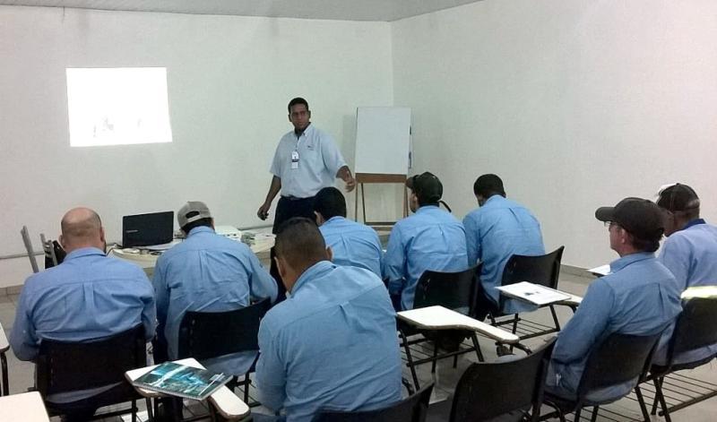 treinamento
