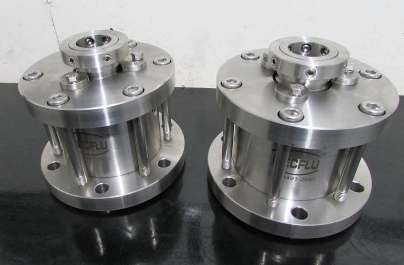 Selo mecânico para reator
